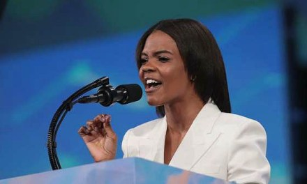 Candace Owens Blasts Scam of Feminism in Passionate TPUSA Speech