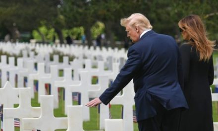 Donald Trump D-Day Tribute: 'These Men Ran Through the Fires of Hell'