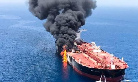 Donald Trump Blames Iran for Tanker Attacks: 'They Are a Nation of Terror'