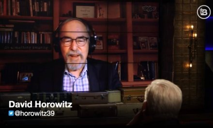 David Horowitz reveals the left's 'Dark Agenda' to destroy Christianity in America
