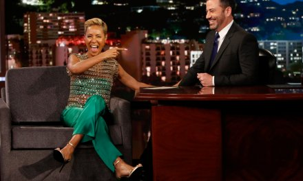 Actress Jada Pinkett-Smith says she revealed too much info in talking about her porn 'addiction' in front of her daughter