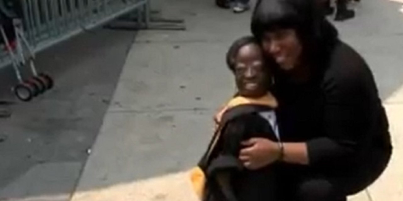 When Nekhidia Harris was born, doctors didn't think she would live past 3 days — now she's a college grad