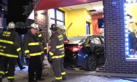 Off-duty police officer arrested for alleged DUI after crashing into a restaurant, killing a woman inside