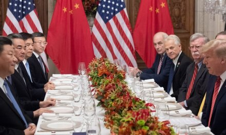 Trump warns Chinese president to meet him at G20 summit or face even more tariffs