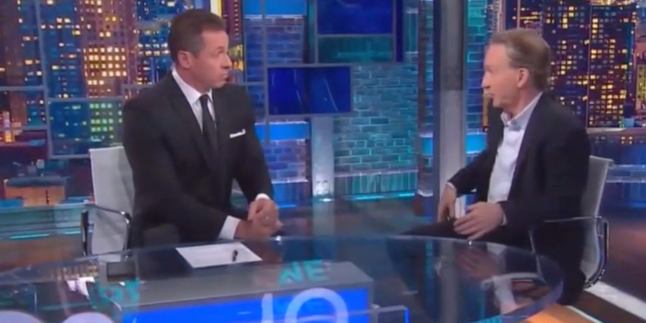 Bill Maher tells CNN that President Donald Trump is 'winning.' The interview only gets better from there: 'He's just owning the libs'
