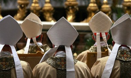 Catholic Church reaffirms Bible: God dictates gender, which does not exist on a spectrum and cannot be changed