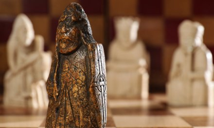 A Scottish family had a missing piece of an ancient chess sitting in a drawer — now it could be sold for more than $1 million