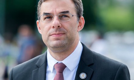 Stunning new poll shows Justin Amash could lose primary to pro-Trump challenger