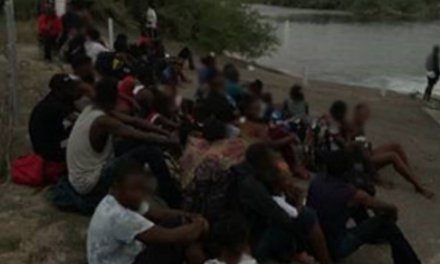 Border Patrol apprehends group of 116 African nationals illegally crossing into the US from Mexico