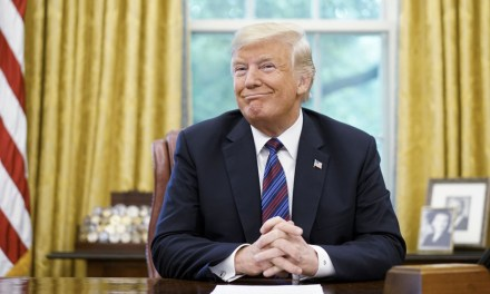 Trump teases staying in White House after term is up, then wishes 'vicious critics' a Happy Father's Day