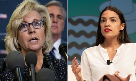 Liz Cheney blasts AOC with powerful response after AOC tells her to do 'homework' on Holocaust