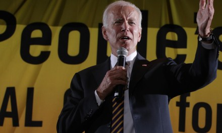 Joe Biden brags about past 'civility' with racist former Dem senators—now his 2020 opponents are on the attack