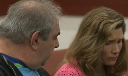 Parents of school shooting suspect hit with felony charges for failing to secure their firearm