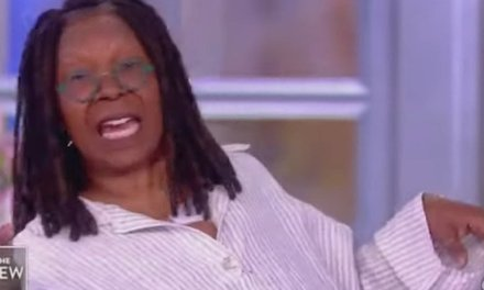 Whoopi Goldberg suggests Mitch McConnell pay reparations to Obama during heated segment on 'The View'