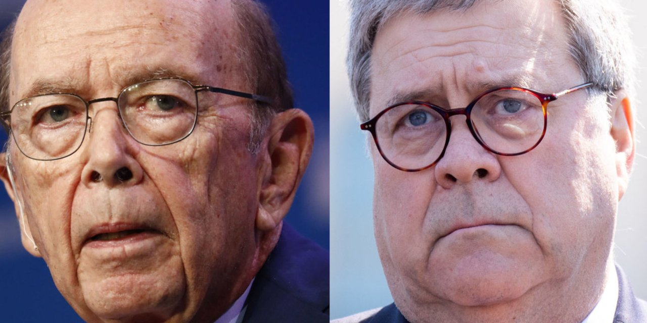 Breaking: House Democrats taking action against AG Barr and Sec. Ross — here's what they're doing