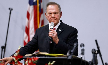 New polling shows 'unelectable' Roy Moore at distant third in Alabama GOP Senate primary