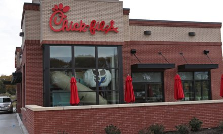 Chick-fil-A employee heroically dives through window to save a choking child