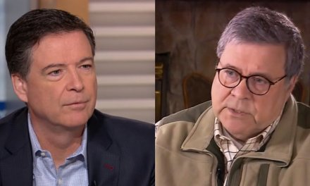 James Comey accuses Bill Barr of 'echoing conspiracy theories', says justice is about 'gathering facts'