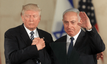 Trump: 'Israel Is All Messed Up with Their Election'