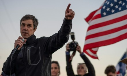 O'Rourke: White Nationalists Have 'Appropriated' the Betsy Ross Flag