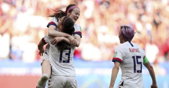 Soros-Funded MoveOn.org Launches Petition Calling for Equal Pay for U.S. Women's World Cup Champions   Breitbart