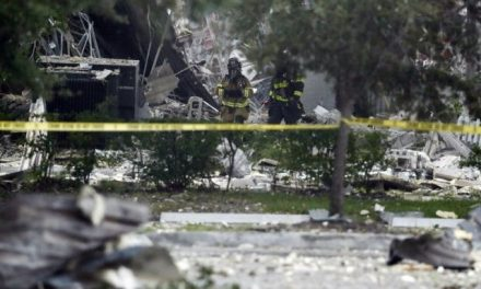 Multiple Injuries Reported After Gas Explosion at Florida Shopping Center