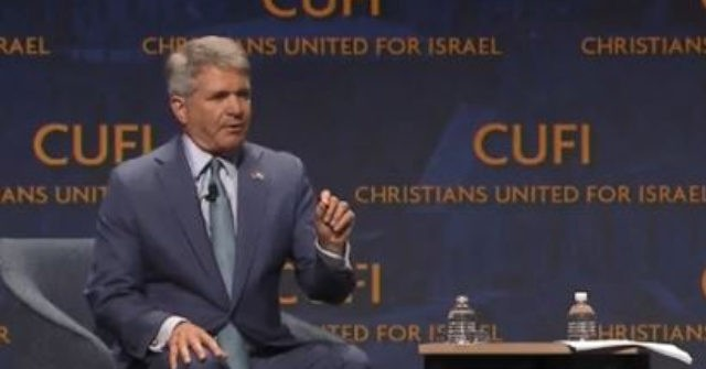 Watch – Rep. McCaul on Antisemitism in Congress: 'Omar Has to Go'