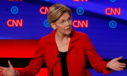 Warren Scolds Audience During Discussion on Medicare for All