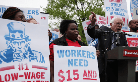 Sanders Campaign Limiting Hours in Order to Pay $15 Minimum Wage