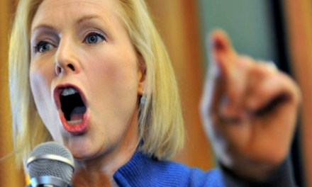 Gillibrand: My First Presidential Act Will Be to 'Clorox the Oval Office' | Breitbart