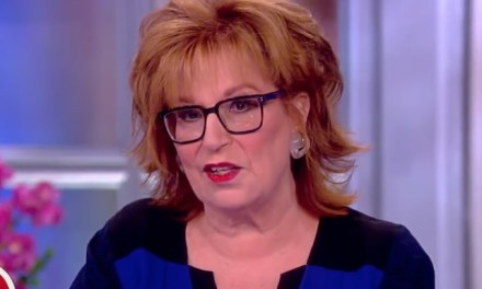 Joy Behar: Why Can't Trump Be Brought Up on Charges of Hate Speech? | Breitbart