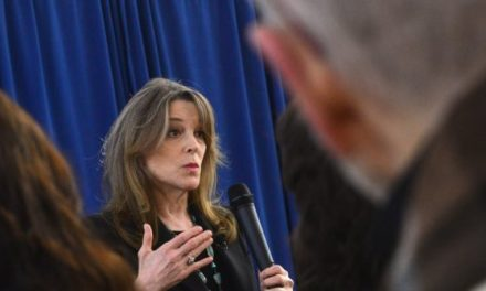 Marianne Williamson Asked White People to Apologize to Black People