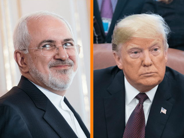 Foreign Minister: Iran Will Not 'Hold Talks with Terrorists' in U.S.