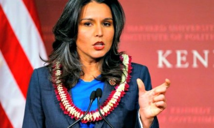 Tulsi Gabbard Sues Google for Censorship of Ads | Breitbart