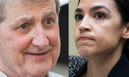 'Someone needs to tell her that the voices in her head are not real' – Sen. Kennedy on AOC's border comments