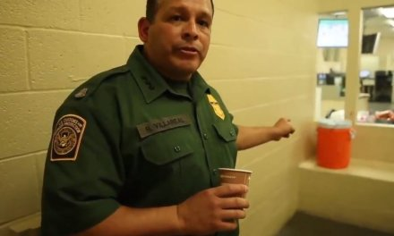 VIDEO: Border Patrol agent dismantles AOC's false claims about ICE detention centers