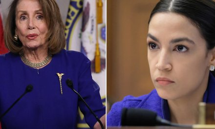 Ocasio-Cortez explodes after Pelosi condemns AOC and gang for hypocritical vote on border crisis