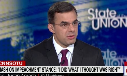 Justin Amash: Nancy Pelosi 'making a mistake' by not initiating impeachment proceedings against Trump