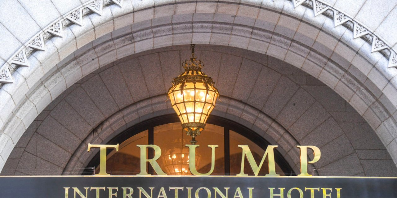 Court of Appeals blocks lawsuit claiming Trump violated emoluments clause with his DC hotel