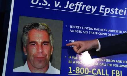 Report: NYPD let Jeffrey Epstein skip all his required sex-offender check-ins