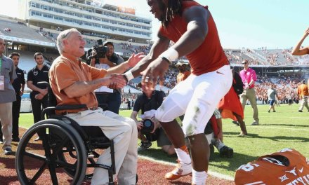 Texas Gov. Greg Abbott shares story of the accident that left him paralyzed and how he found triumph over tragedy