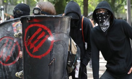 Portland mayor breaks silence on Antifa violence, and gets scorched by police union rep