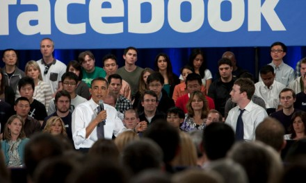 Facebook hires people who worked for Democrats at more than twice the rate of Republicans