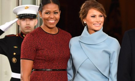 Vogue editor Anna Wintour pointedly refuses to talk about Melania Trump during interview, wants to discuss Michelle Obama instead