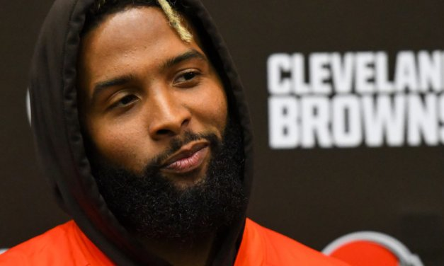NFL star Odell Beckham Jr. says the media attacks him because of race — and uses Tom Brady as an example