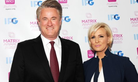 Joe Scarborough positively trashes 'woke' Dems over Betsy Ross flag shoes and more