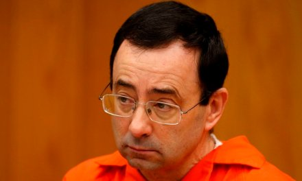 Congress: FBI, Olympic Committee covered up Larry Nassar's abuse of athletes for more than a year