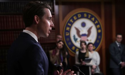 Sen. Hawley unveils latest plan to take on big tech: Regulating 'addictive' social media features in order to limit Americans' time online