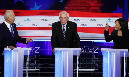 Winners and losers in the first Democratic debates