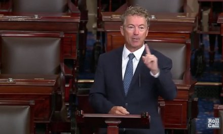 Rand Paul declares Tea Party dead as fellow Republicans endorse behemoth spending bill